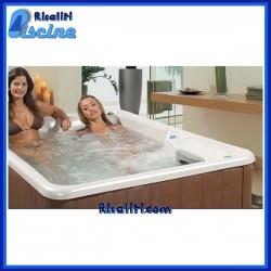 Spa Idromassaggio Relax 9 getti 3 posti 190x129xh70