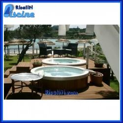 Spa Idromassaggio Spiaggia 1 160 getti 12 posti