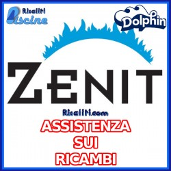 Ricambi Robot Dolphin Zenit 30 Pulitore Piscina