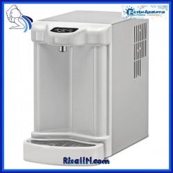 Erogatore Refrigeratore Aquais 19 litri acqua ambiente fredda e frizzante soprabanco