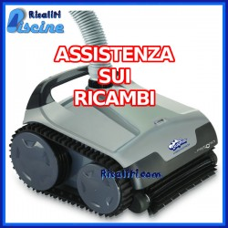 Ricambi Robot Dolphin Hybrid Pulitore Piscina
