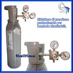 Riduttore Pressione Professionale Bolmbole Co2