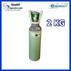 Cilindro Alluminio CO2 2 Kg