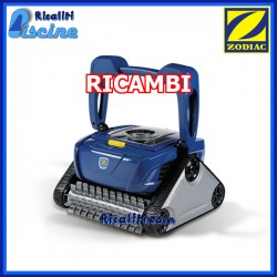Ricambi Robot Zodiac RC 4400 Pulitore Piscina