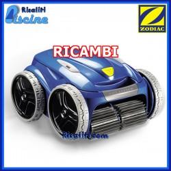 Ricambi Robot Zodiac RV 5400 Pulitore Piscina