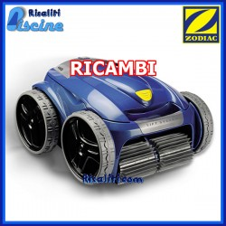 Ricambi Robot Zodiac RV 5600 Pulitore Piscina