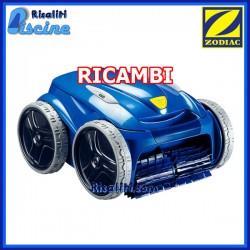 Ricambi Robot Zodiac Vortex 3 4WD Pulitore Piscina