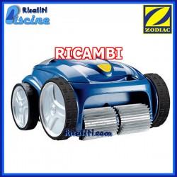 Ricambi Robot Zodiac Vortex 4 Pulitore Piscina