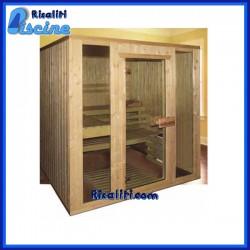 Sauna cabina tradizionale Aaro