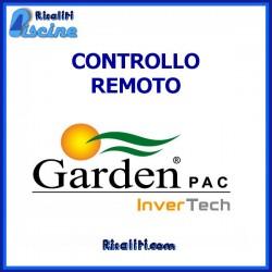 Sistema Controllo Remoto Universale Garden Pac