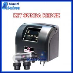 Kit Sonda Redox Salt Expert eQuilibrium