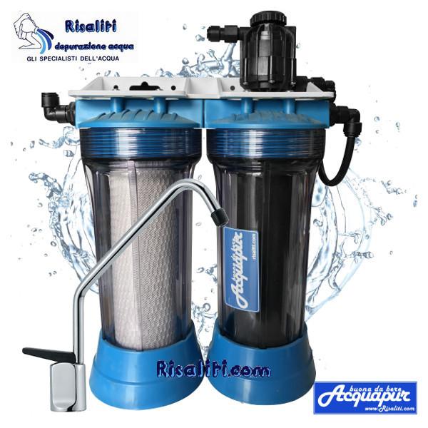 Depuratore Acquapur +2 6000 litri con rubinetto