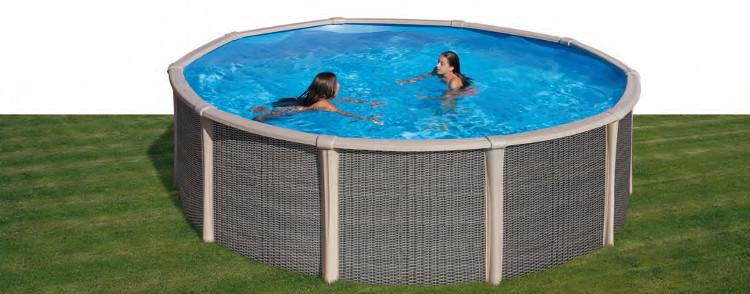 Piscina Fusion Pool Ovale