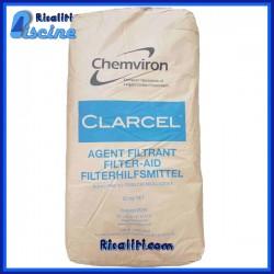 Farina Diatomee sacco 25 kg piscine materiale filtrante filtro