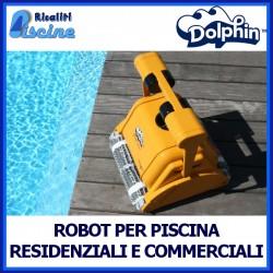 Robot Piscina Pulitore Automatico Dolphin Maytronics