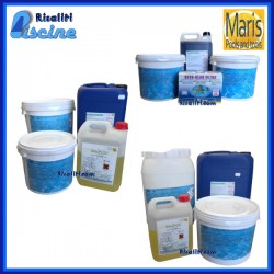 Kit prodotti Piscina Maris Pool Season