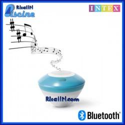 Lampada Led Speaker Intex 28625 Impermeabile Piscine