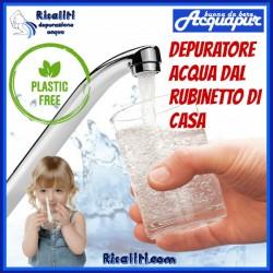 Depuratore Acqua Domestico - Acqua Pulita dal Rubinetto