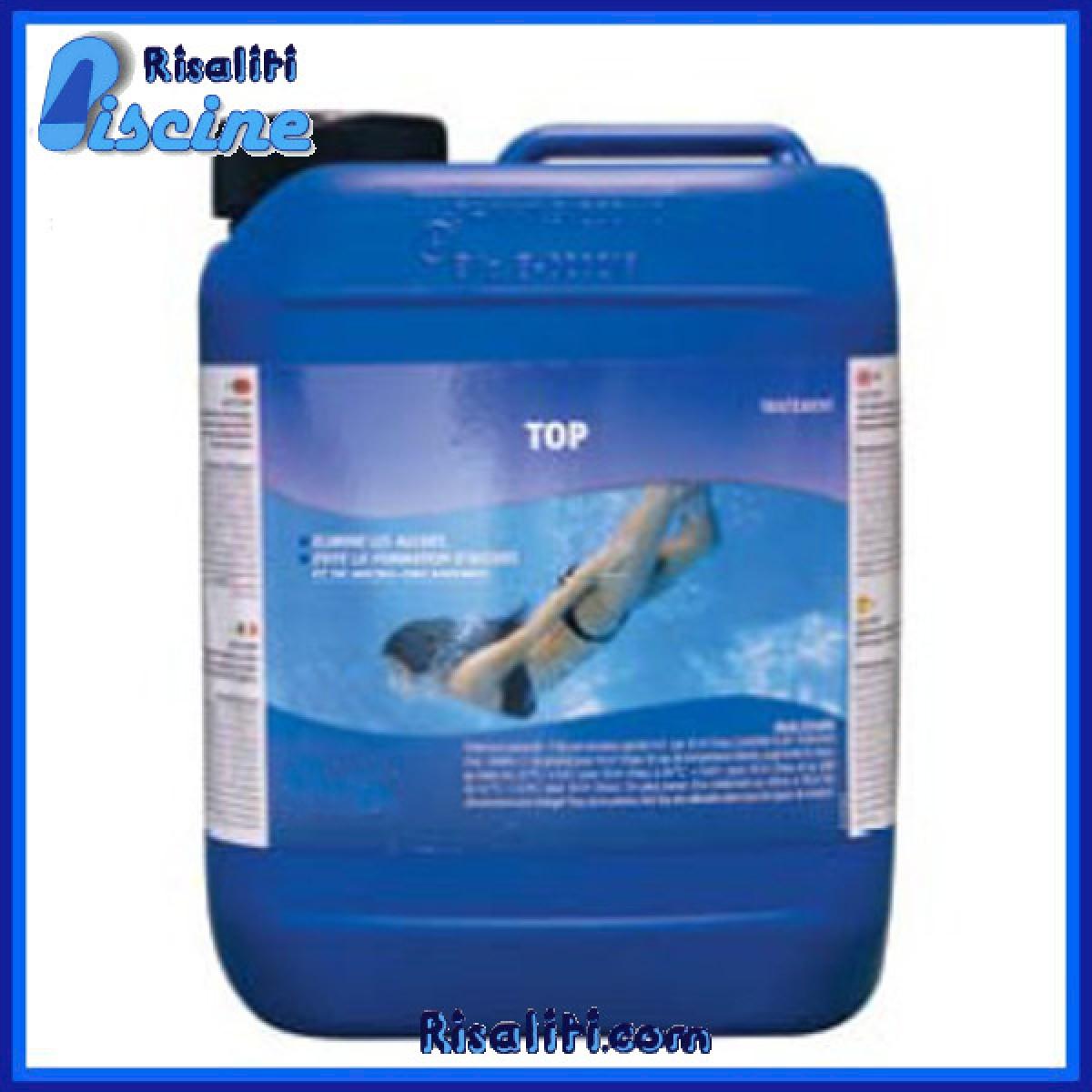 Risaliti depurazione acqua e piscine prato e pistoia alghicida ossigeno trattamento pulizia - Trattamento antialghe piscina ...