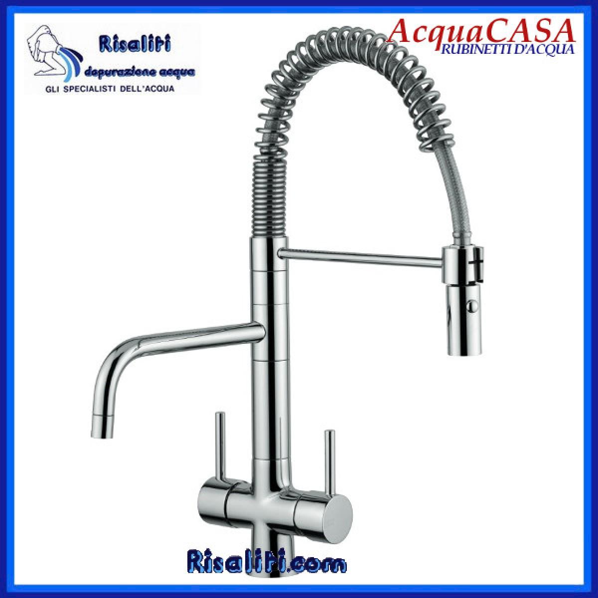 Risaliti depurazione acqua e piscine prato e pistoia - Miscelatore cucina perde acqua ...