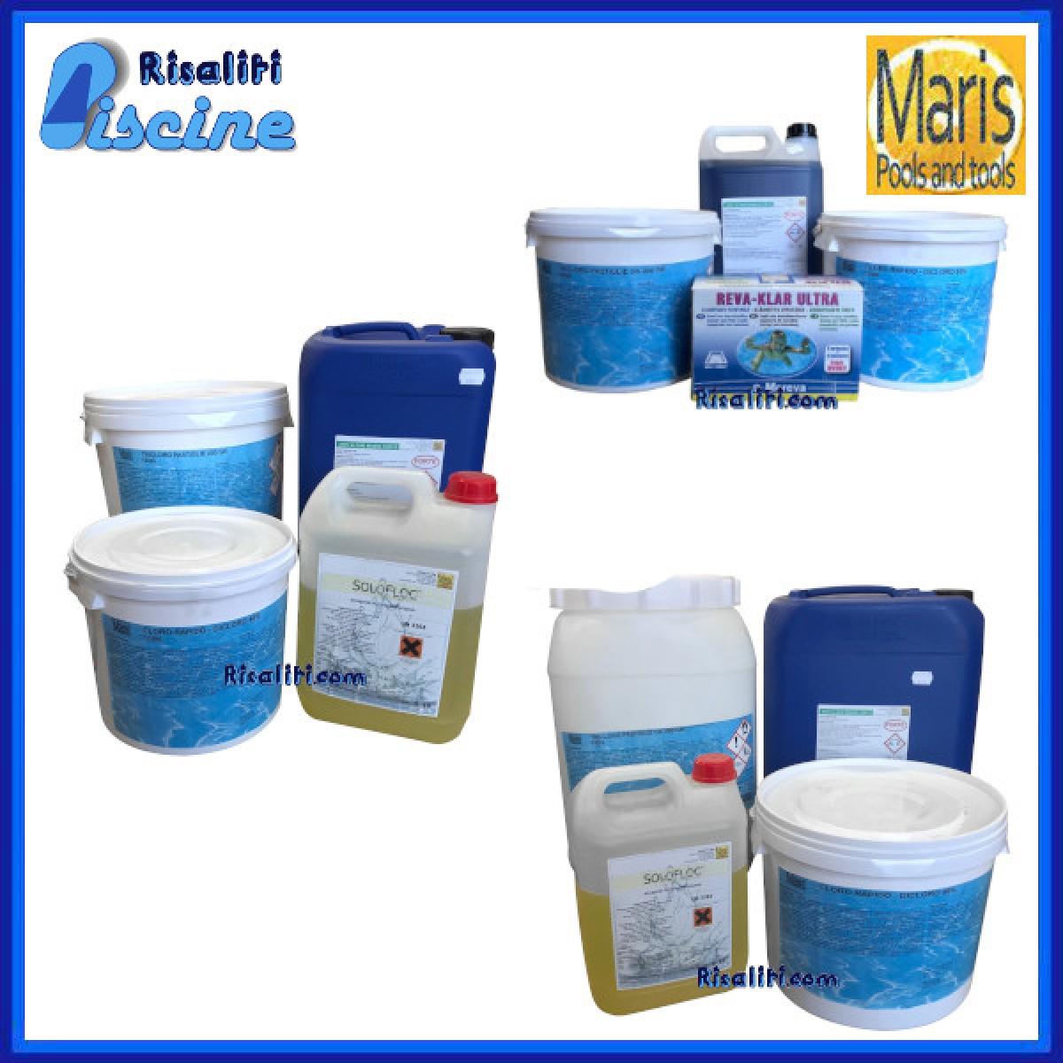 risaliti depurazione acqua e piscine prato e pistoia kit