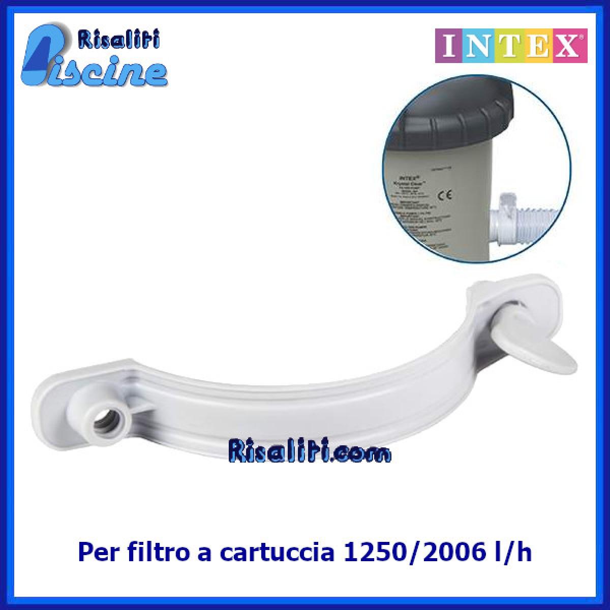 Collegare la pompa per piscina Intex
