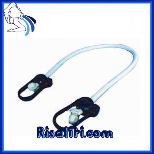 Coperure piscina elastico di sicurezza 60 cm