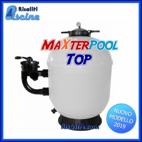 Filtri Sabbia Piscina MaxterPool Top