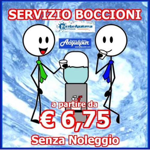 Servizio Acqua Boccioni e Rete Idrica Fonteazzurra