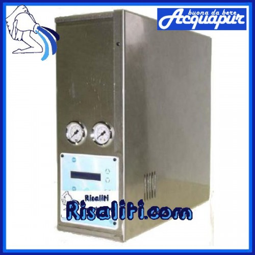 Depuratore Purificatore Acqua Osmosi Inversa Acquapur OsmORO 60 litri