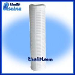 Cartuccia Nylon Lavabile Altezza 9.3/4 60 Micron