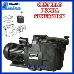 Cestello Prefiltro Pompa Piscina Hayward Super Pump