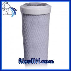Cartuccia Carbon Block 5 micron purificatori depurazione acqua