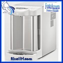 Erogatore FonteAzzurra Plus LCD kit acqua ambiente fredda e frizzante