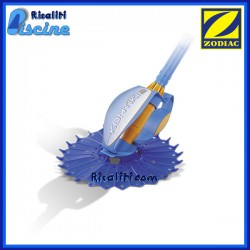 Robot Pulitore Piscine Automatico Idraulico Zodiac Kontiki 2