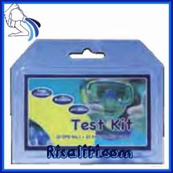 Reagenti Tester Scuba pH acqua piscine