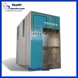 Erogatore Refrigeratore Soprabanco Mini Combi acqua fredda ambiente gassata 120 l/h