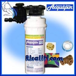 Depuratore Purificatore Acqua Acquapur W2P 5k 5000 litri testata contalitri kit montaggio