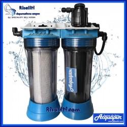 Depuratore Purificatore Acqua Acquapur +2 senza rubinetto