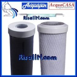 Kit Filtro 6000 litri UV purificatori depurazione acqua