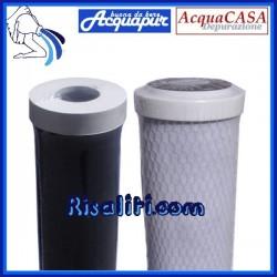 Kit filtro 6000 litri purificatori depurazione acqua