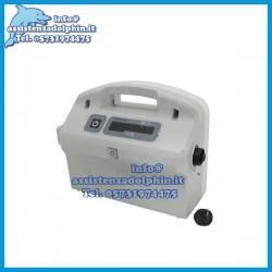 9995671-ASSY Ricambio Robot Dolphin Piscina Dynamic Trasformatore con radiocomando spia sacco pieno e reset