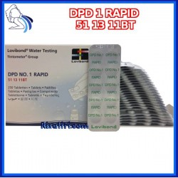 Pastiglie DPD1 250 analisi acqua piscine