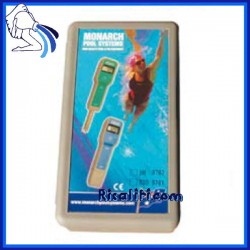 Test elettronico pH acqua piscine