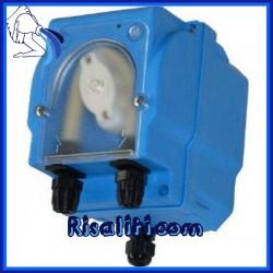 Pompa dosatrice regolabile