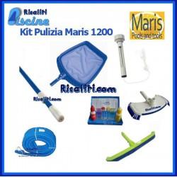 Kit pulizia Piscine 1200 Maris
