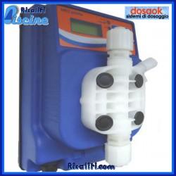 Pompa Dosatrice multi funzione Ph Redox trattamento acqua piscine