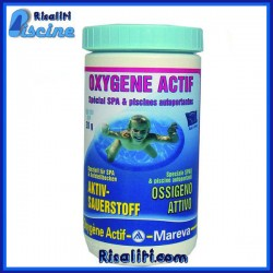 Ossigeno Piscina 1 kg Actif Mareva