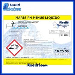 Ph Meno abbattitore PH Piscina liquido WEB Maris