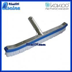 Spazzola Piscine liner Alluminio Kokido